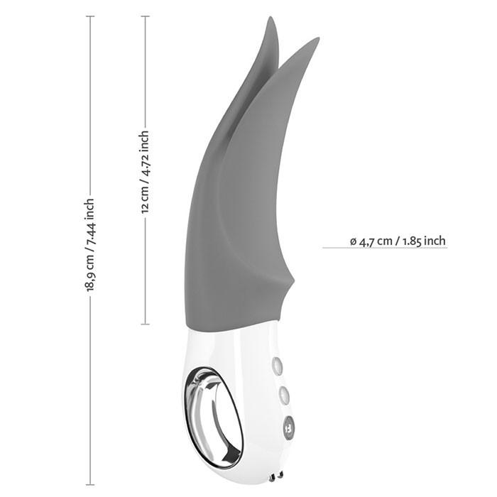 Wibrator FUN FACTORY Volta turkusowy