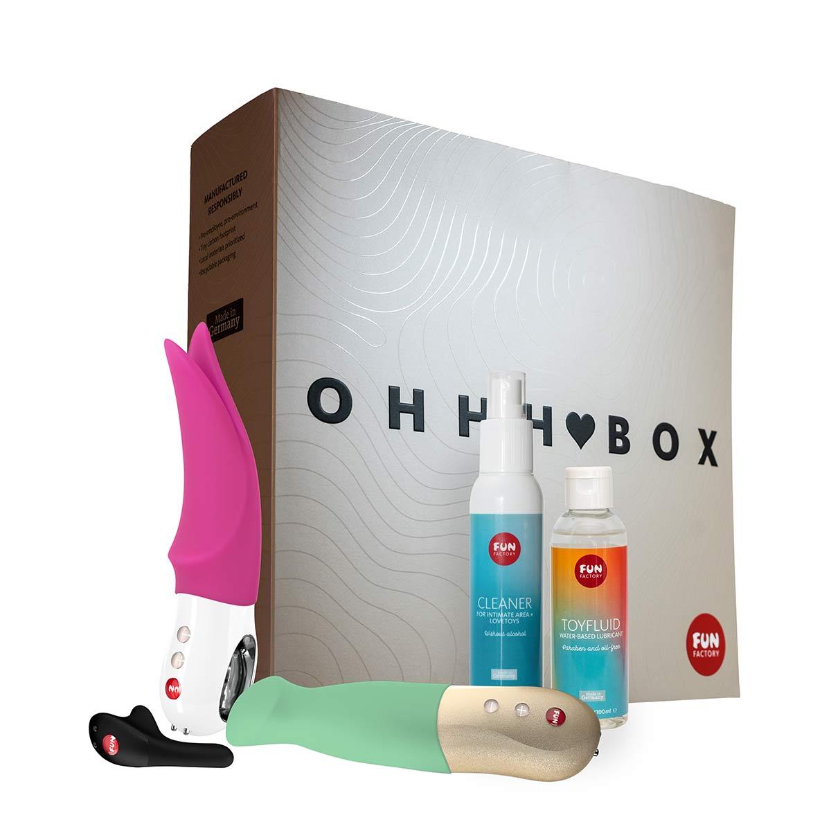 Zestaw dla niej OHHH Box Fun Factory